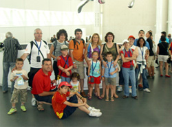 viaje a la Expo de Zaragoza
