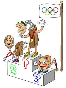 Blas en las Olimpiadas