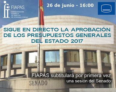 FIAPAS_Aprobacion_Presupuestos_Generales_2017_Senado25junio17.jpg