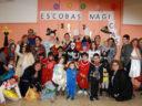 Carnaval en ARANSBUR: viva la diversidad.