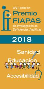 cartel de los premios FIAPAS 2018