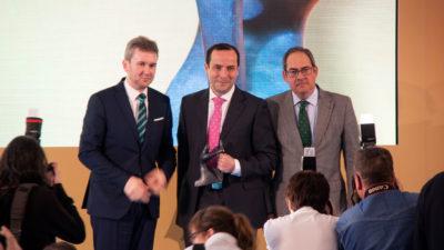 ARANSBUR recogió el Premio Ciudad de Burgos a la Convivencia