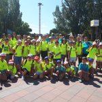 Campamento y excursión al parque de atracciones de Madrid