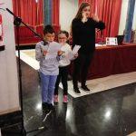 Participación en la Lectura del Mío Cid en el Teatro Principal