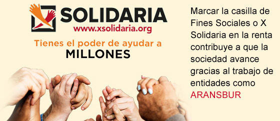 Campaña X Solidaria Renta