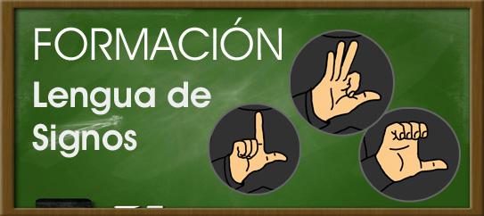 Formación Lengua de Signos